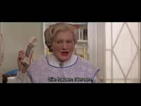 Mrs Doubtfire Deleted Scenes Deutscher Untertitel