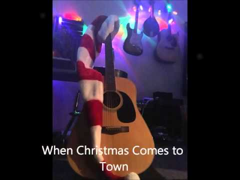 When Christmas Comes To Town (Instrumental)