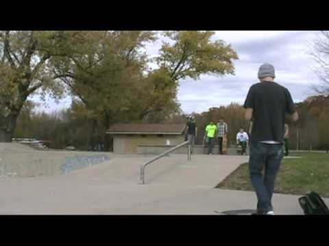 Iowa City Skatepark Best Trick Contest