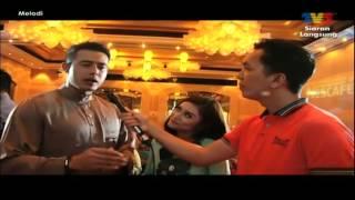 Video Zul Ariffin aksi intim dgn Ayda Jebat (Melodi TV3) MP3, 3GP, MP4, WEBM, AVI, FLV Agustus 2018
