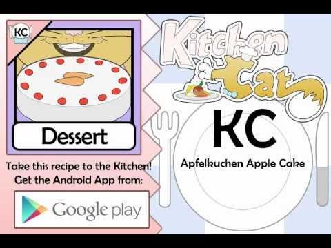 Video of KC Apfelkuchen Apple Cake