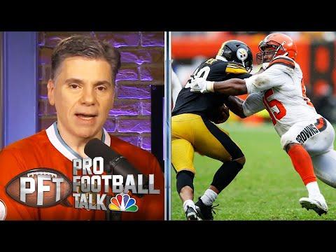 PFT Props: Myles Garrett set for big game vs. Pittsburgh Steelers?   Pro Football Talk   NBC Sports