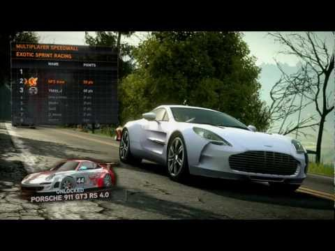 Need for Speed The Run: Multiplayer Trailer