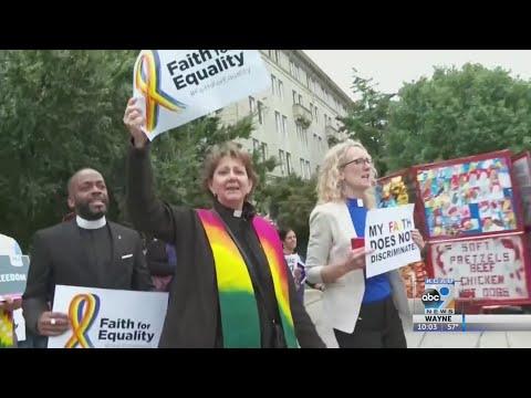 LGBTQ Case In U.S. Supreme Court