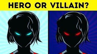 Video Are You a Villain or a Hero? MP3, 3GP, MP4, WEBM, AVI, FLV Juni 2019