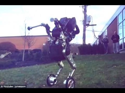 فيديو يكشف عن الأداء الحقيقي للروبوت Handle