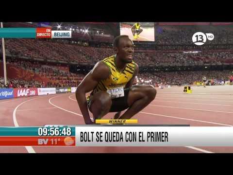 La carrera del Siglo. Usain Bolt vs/ Gatlin.