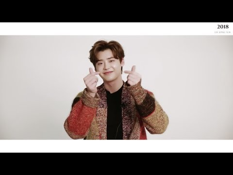 LEE JONG SUK - 2018 WELCOMING COLLECTION - Thời lượng: 49 giây.