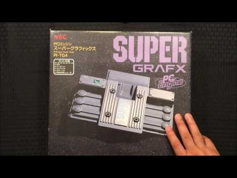 Rob Talks: PC Engine Super Grafx