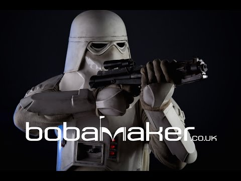 Snowtrooper Armour by bobamaker