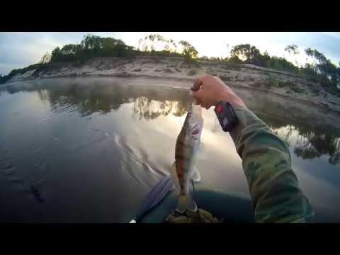 ловля джигом с берега видео уроки