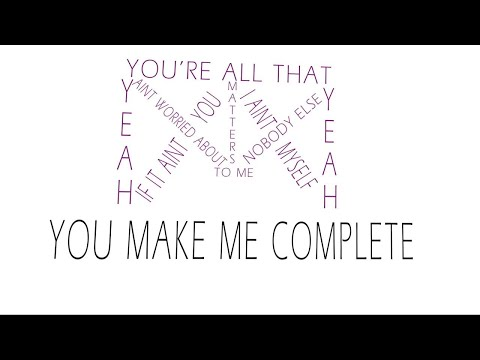 Justin Bieber – All That Matters (Lyric Video)