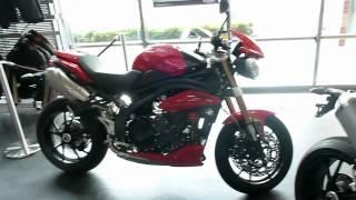 7. Triumph Speed Triple 1050 cm³ 131 Hp 2012 * see also Playlist