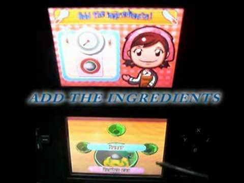 Sweet Fried Egg - Cooking Mama Nintendo DS