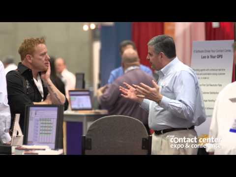 ICMI Contact Center Expo & Conference 2014