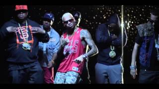 E-40 videoklipp Function (Remix) (feat. Young Jeezy, Chris Brown, Problem, French Montana & Red Cafe)