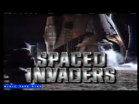 Spaced Invaders TV Spot   1990