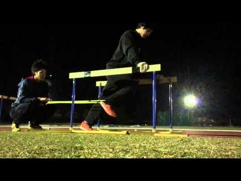 【一つでのトレーニングで二つの効果!】加速局面の動きづくりと腸腰筋強化
