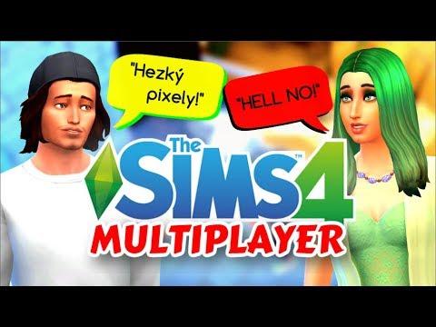😱 THE SIMS 4 MULTIPLAYER ONLINE CZ 😱 | Hrajte s přáteli! *OPRAVDU* (S DEFI 😍)