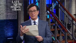 President Trump's aides are cautiously attempting to convince him to tweet less. Stephen helps their cause with a letter about how Trump's tweets have affected ...