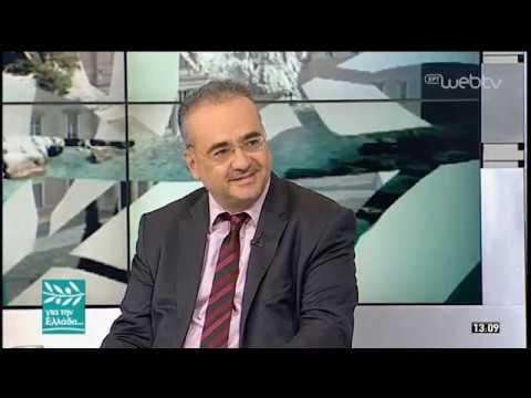 O Δημήτρης Βερβεσος σχολιάζει την επικαιρότητα στον Σπύρο Χαριτατο | 18/04/19 | ΕΡΤ