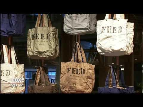 Lauren Bush Lauren Opens FEED Shop and Cafe in Brooklyn