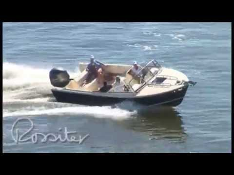 Rossiter 23 Classic Day Boatvideo