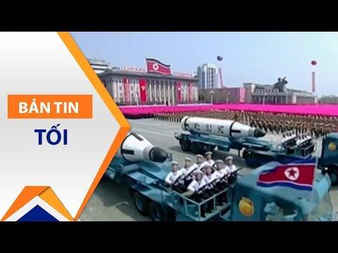 Phát hiện: Xe Trung Quốc chở tên lửa Triều Tiên | VTC1 - Thời lượng: 87 giây.