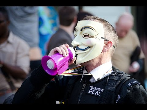 Anonymous – Message to the Citizens of the World II
