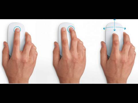 magic mouse - Behold - here's the new cheeky apple device that will once again redefine digital lifestyle. Seriously now, the new Magic Mouse has some neat features and lo...