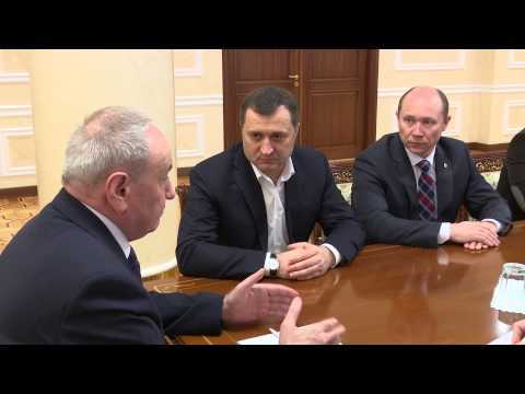 Moldovan president finalises consultations on nominating candidate for office of prime minister