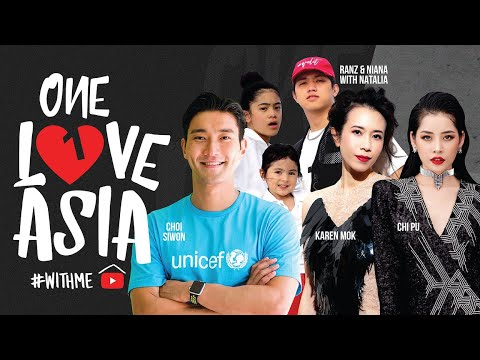 ONE LOVE ASIA CONCERT   PRESENTED BY WEBTVASIA & YOUTUBE   LIVE NOW