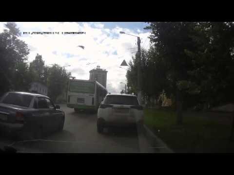 Авария в Кирове