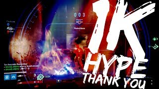 If you found this video to be helpful, entertaining, and/or informative. Don't forget to subscribe, like, and/or comment Follow me on twitter to see when I go live on YouTube @ BRAVEXHEROTHANK YOU FOR 1K!!!!!!!Don't forget to share this video.To see me sniping Tips and Tricks Playlist the link is below. https://www.youtube.com/playlist?list=PL9W0Hx0Mn7LnDcj8lcfXMJh-TRFITGPvUIn this video I talk about hitting my goal of 1,000 Subscribers.  I also talk about my streaming times for the Destiny 2 BETA.  For your chance to win all you have to do is follow me on Twitter and follow the rules. Don't forget to leave a like on this video and subscribe if you're new to the channel.