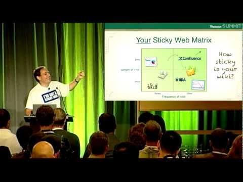 How Atlassian Makes Its Wiki Sticky – Atlassian Summit 2012