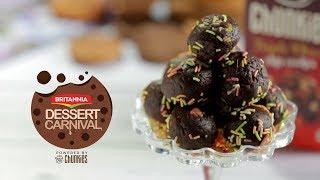Rum Balls Recipe By Shipra Khanna | How To Make Easy No Bake Rum Balls | Britannia Dessert Carnival