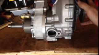 6. Yamaha Apex 150HP Aircraft Engine PSRU Kit