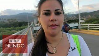 Por qué me decidí a cruzar la frontera de Venezuela a Colombia