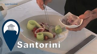 Santorini | Dining With A View