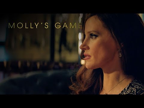 "Molly's Game | ""Breathless"" TV Commercial 