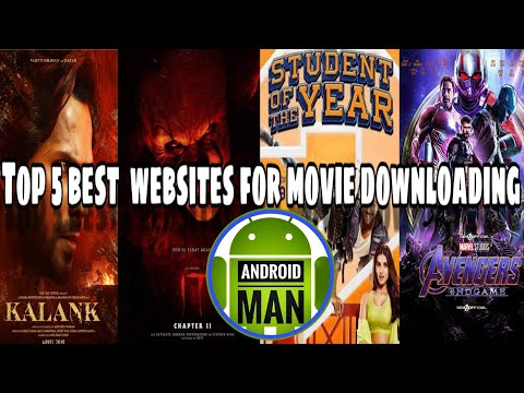Top 5 Website For Download Movies Pc & Mobile Phone || Best |India | Bangla |New |Site