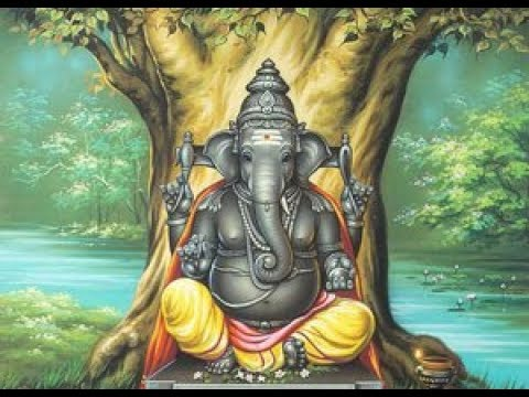 Maha Ganapathim | Popular Ganesh Song | Aadya Media