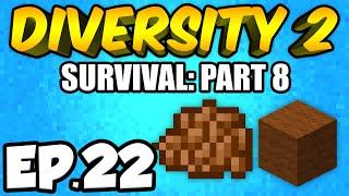 Minecraft: Diversity 2 Ep.22 - THE NETHER!!! (Diversity 2 Survival)