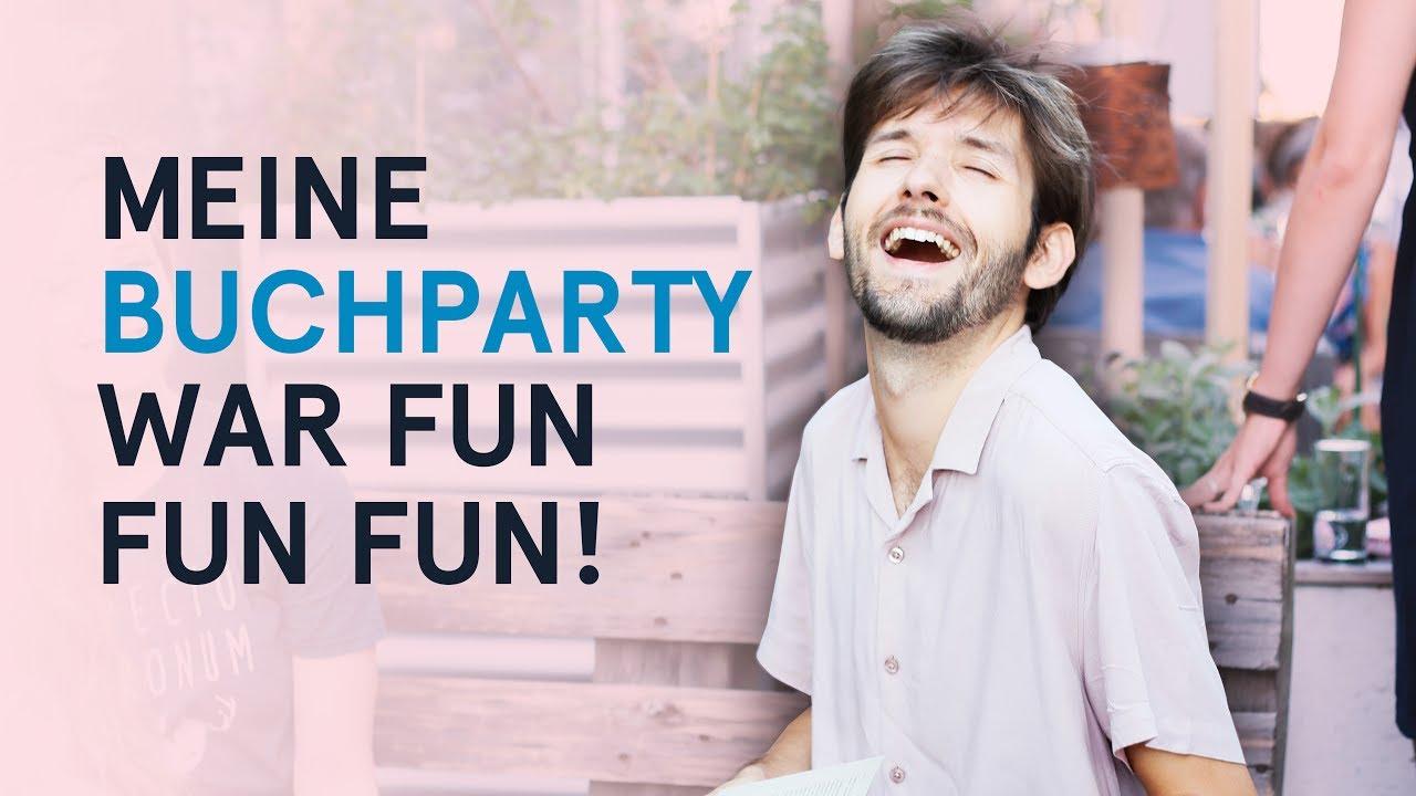 Meine Buch-Party + FANTASTISCHE Neuigkeiten! | Michis Wochenrückblick