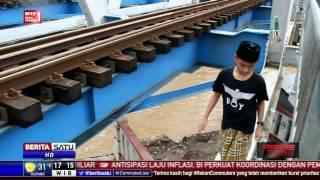 Dua Jembatan di Cirebon Putus, Warga Terisolir