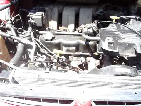 How to Change a Radiator on a Dodge Caravan 1996,1997,1998,1999 Dodge Grand Caravan.MPG