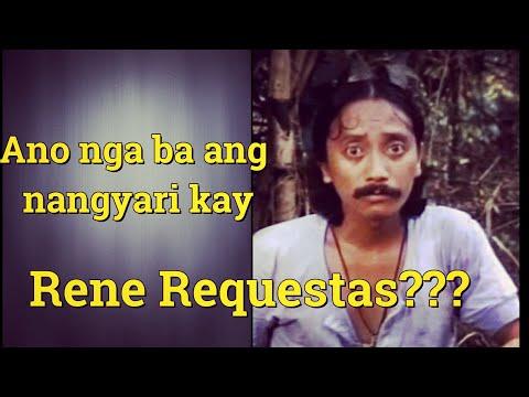 Ano nga ba ang nangyari kay Rene Requestas?