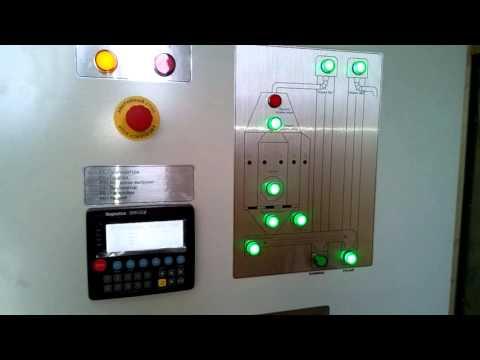 Шкаф управления зерносушилкой С-20