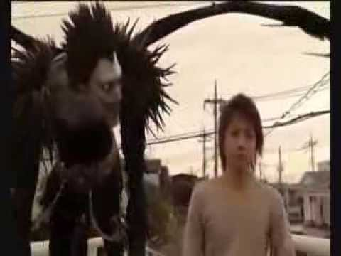 Ryuk Wants An Apple - Deathnote Dub / Lol This Movie Puts That New Netflix Bs To Shame