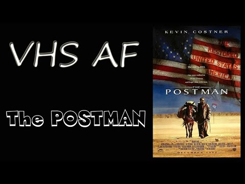 VHS AF - The Postman - Movie Review